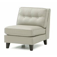 Barbara Reclining Armless Chair