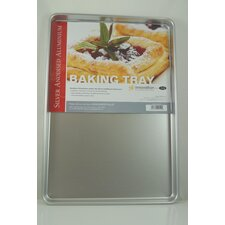 Rectangular Anodised Aluminium Baking Tray