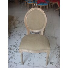 Louis Round Back Chair