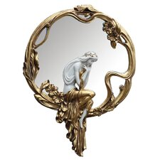 Gilt Lady Mirror