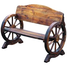 Nostalgia Wheel Bench