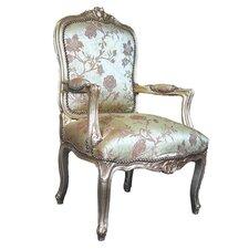 Louis Gold Armchair I