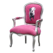 Louis Dog Armchair
