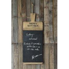 """Mom's Kitchen"" Chalk Board"