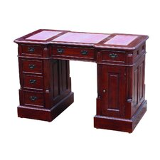 Partener 6 Drawer Executive Desk