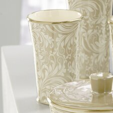 Bedminister Scroll Tumbler in Crème Brule