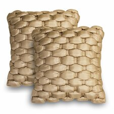 Cacoon Polyester Pillow (Set of 2)