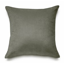 <strong>Sentiments</strong> Vintage Suede Microfiber Pillow