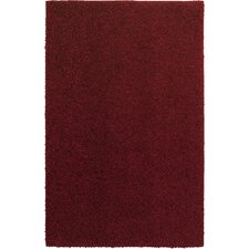 Malibu Rusty Red Solid Kodiak Rug