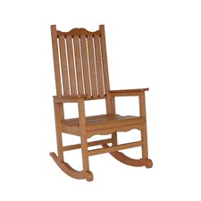 <strong>CR Plastic Products</strong> Generations Porch Rocking Chair