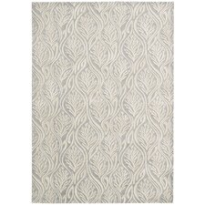 Hollywood Shimmer Light Grey Rug