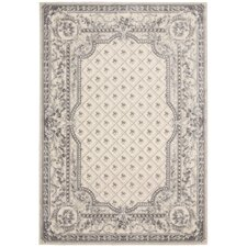 Villa Retreat Ivory/Grey Rug