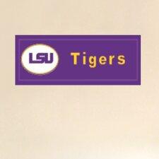 NCAA Graphic Art Plaque