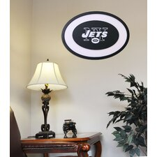 "NFL 31"" Logo Wall Art"