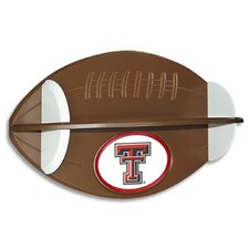 "NCAA Football 11.5"" Bookshelf"