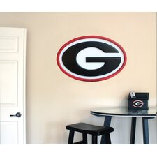 NCAA Logo Wall Art