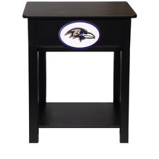 <strong>Fan Creations</strong> NFL End Table