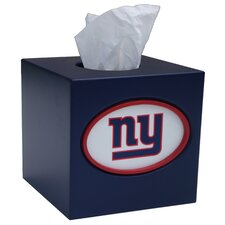 NFL Tissue Box Cover