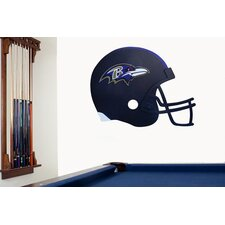 NFL Baltimore Ravens Giant Helmet Art