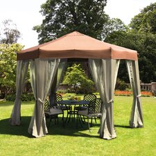 Tenterden Hexagonal Gazebo