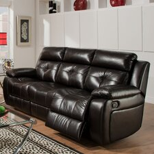 Nextweek Double Reclining Sofa