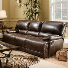 River Double Reclining Sofa