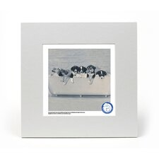 Battersea Dogs and Cats Bath Time Print Art