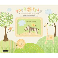 Your First Year (Undated) Wall Calendar