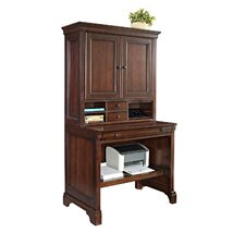Belcourt Compact Credenza Desk with Hutch