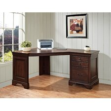 Belcourt Corner Executive Desk