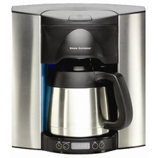<strong>Brew Express</strong> 10 Cup Built-In-The-Wall Self-Filling Coffee and Hot Beverage System Stainless Steel Finish