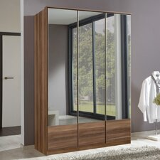 Imago 3 Door Mirrored Wardrobe