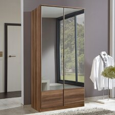 Imago 2 Door Mirrored Wardrobe