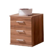 Omega 3 Drawer Bedside Table