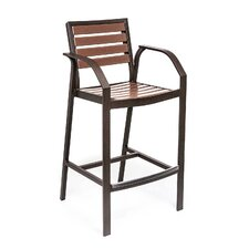Ecowood Mondello Bar Chair