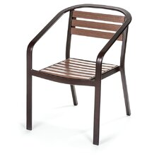 Ecowood Capri Stacking Dining Arm Chair