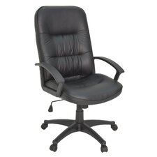Nimbus High Back Leather Office Chair
