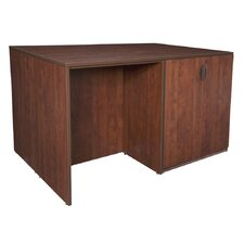Legacy Executive Desk with Cabinet