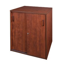 "Sandia 30"" Sliding Door Storage Cabinet"