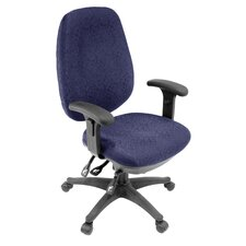 Precision Mid-Back Ergonomic Task Chair
