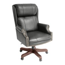 <strong>Regency</strong> Ivy League High-Back Traditional Judges Office Chair