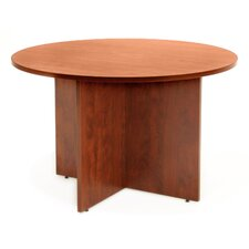 "<strong>Regency</strong> 42"" Round Conference Table"