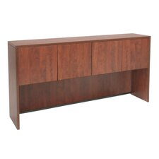 "Laminate 36"" H Desk Hutch"