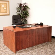 Executive Desk with Double Pedestal