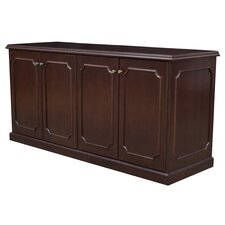 Prestige Traditional Veneer Executive Storage Credenza