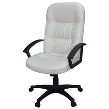 Stratus Swivel Chair with Arms