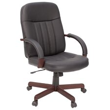 Leather Ethos Office Chair