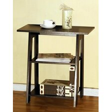 <strong>Home Concept Inc</strong> Ladder Chairside End Table