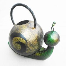 Iron Snail Watering Can