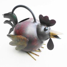 <strong>D-Art Collection</strong> Iron Rooster Watering Can
